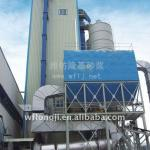 high quality vertical-type dry-mixed mortar production line-