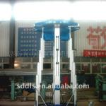 Hydraulic aluminum lifting Stage-