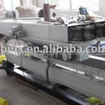 corrugated tube extrusion machine-